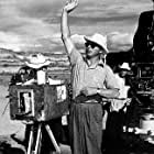 """Billy Wilder directing """"The Big Carnival,"""" 1951"""