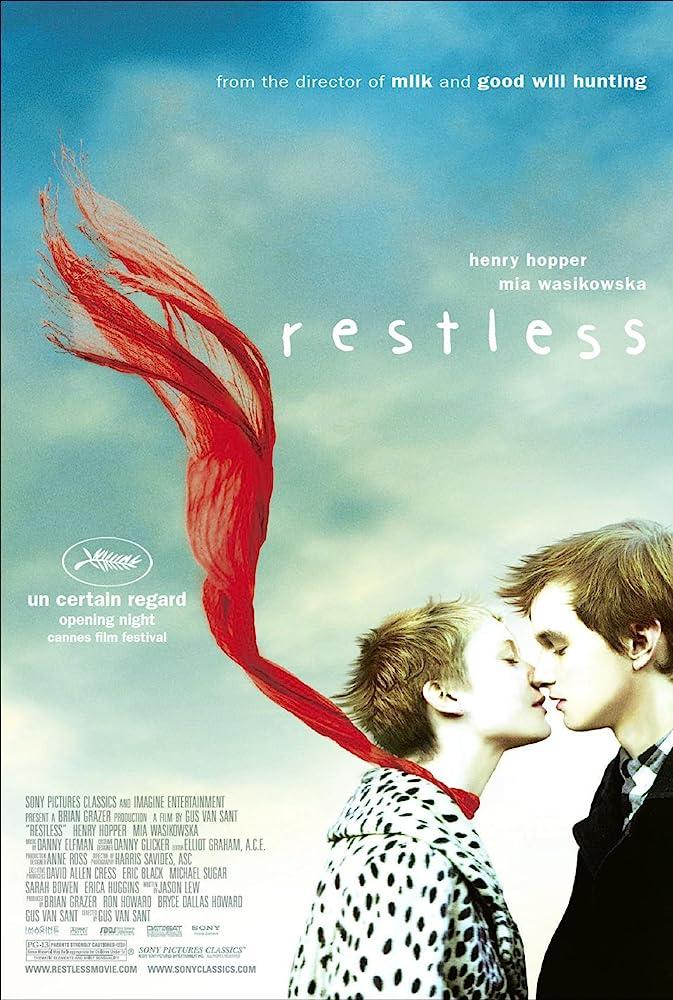 Restless (2011) Hindi Dubbed