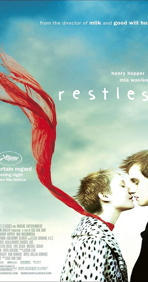 Subtitle of Restless
