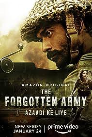 Sharvari Wagh and Sunny Kaushal in The Forgotten Army - Azaadi ke liye (2020)