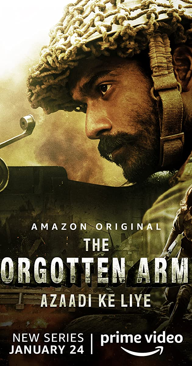 descarga gratis la Temporada 1 de The Forgotten Army – Azaadi ke liye o transmite Capitulo episodios completos en HD 720p 1080p con torrent