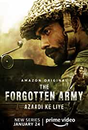 The Forgotten Army – Azaadi ke liye (2020) HDRip Hindi Full Movie Watch Online Free