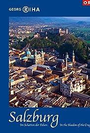 Salzburg - Im Schatten der Felsen Poster