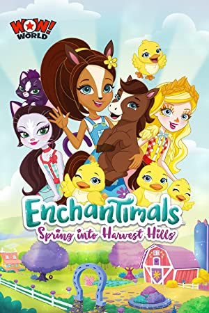 Where to stream Enchantimals: Spring Into Harvest Hills