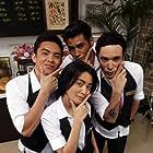 Boy 2 Quizon, Kris Bernal, Fabio Ide, and Sef Cadayona in Coffee Prince (2012)