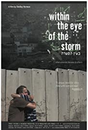 Within the Eye of the Storm Poster