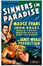 Sinners in Paradise (1938) Poster