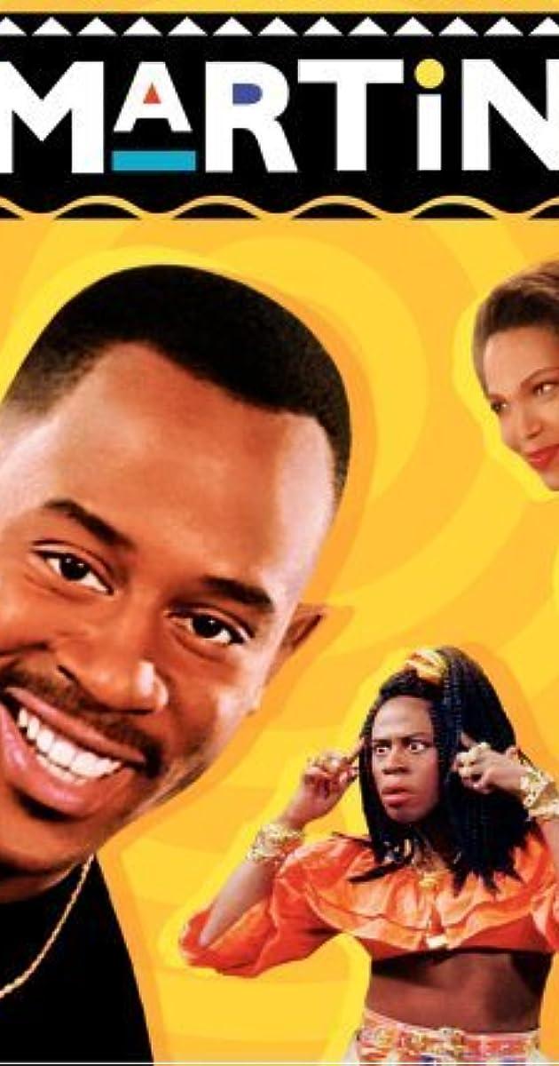 Martin (TV Series 1992–1997) - Full Cast & Crew - IMDb