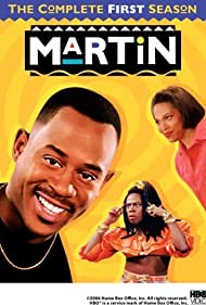 Martin Lawrence and Tisha Campbell in Martin (1992)