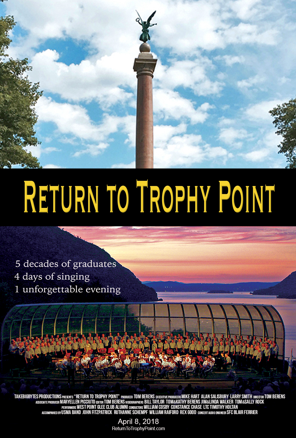 Return to Trophy Point on FREECABLE TV