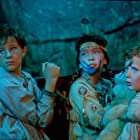 Harry Newell, Freddie Popplewell, and Carsen Gray in Peter Pan (2003)