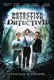 Detective Detective Detective Poster