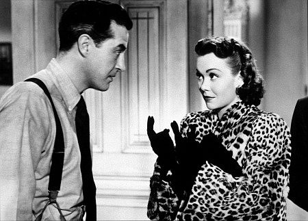 """The Lost Weekend"" Ray Milland, Jane Wyman 1945 Paramount / MPTV"