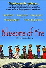 Blossoms of Fire Poster