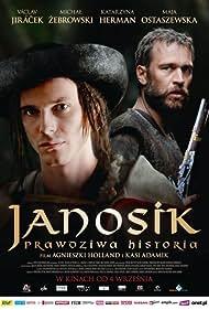 Michal Zebrowski and Václav Jirácek in Janosik. Prawdziwa historia (2009)
