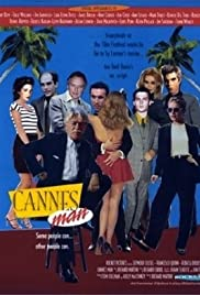 Cannes Man Poster