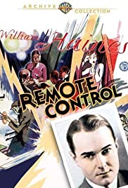 Remote Control (1930) Poster - Movie Forum, Cast, Reviews
