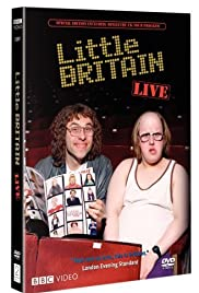 Little Britain: Live Poster