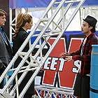 Nathan Fillion, Yani Gellman, and Stana Katic in Castle (2009)