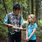 George Lopez and Jessica McLeod in Mr. Troop Mom (2009)