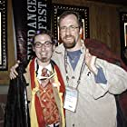 Timothy 'Speed' Levitch at an event for Live from Shiva's Dance Floor (2003)