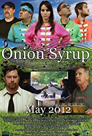 Onion Syrup Poster
