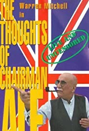 The Thoughts of Chairman Alf Poster