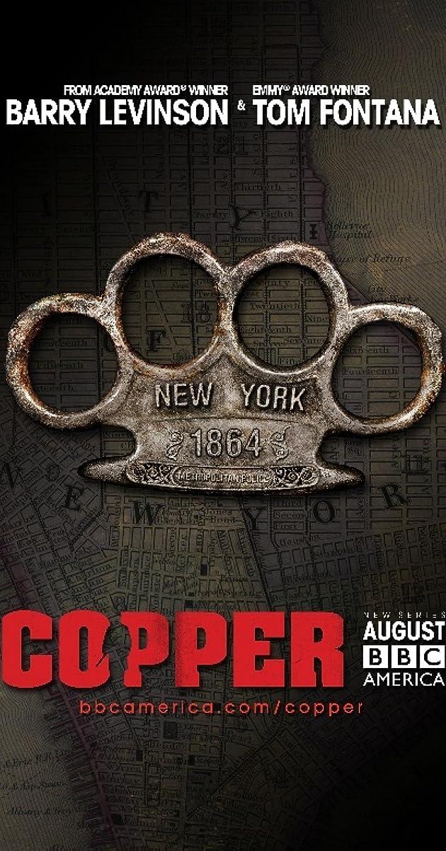 Copper (TV Series 2012–2013) - IMDb