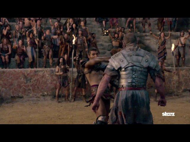 Spartacus season 3 temporada online dating