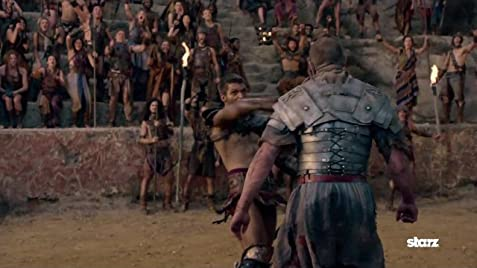 spartacus season 3 war of the damned
