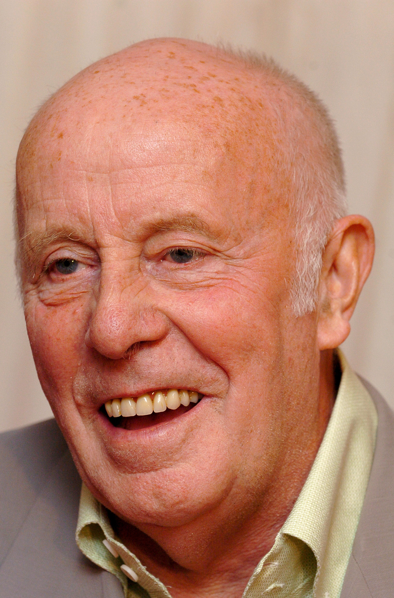 Richard Wilson is an actor and his work