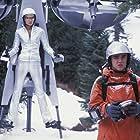 Angie Harmon and Frankie Muniz in Agent Cody Banks (2003)