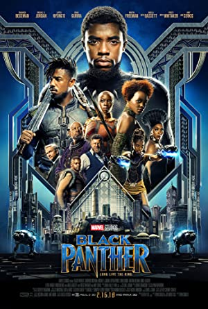 Black Panther (2018) [BluRay] [1080p] [YTS AM]