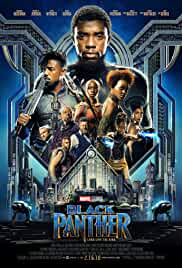 Black Panther | 300mb | 480p | English + Hindi | BLU-ray