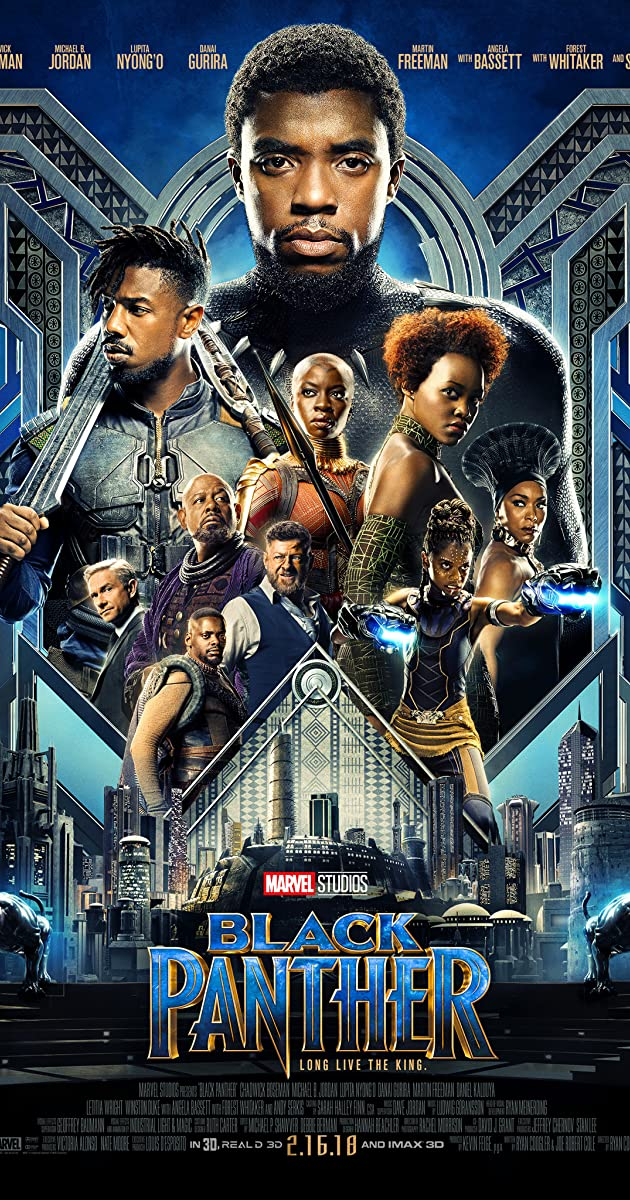 Black Panther (2018) [BluRay] [1080p] [YTS.AM]