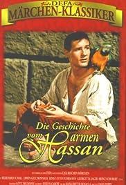 Geschichte vom armen Hassan Poster