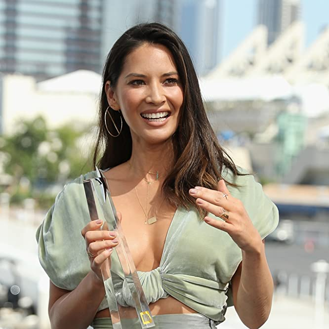 Olivia Munn at an event for IMDb at San Diego Comic-Con: IMDb at San Diego Comic-Con 2018 (2018)