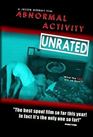 Abnormal Activity Poster
