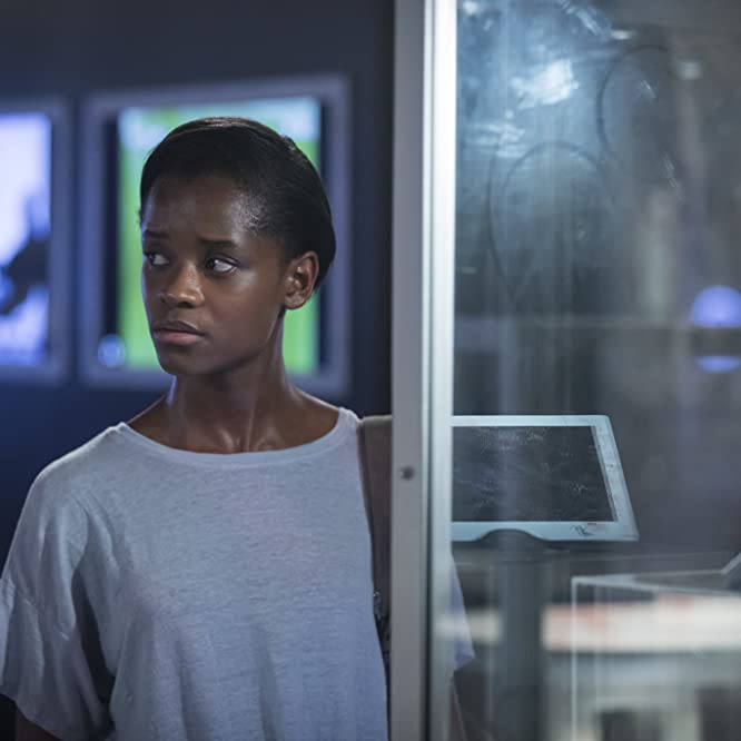Letitia Wright in Black Mirror (2011)
