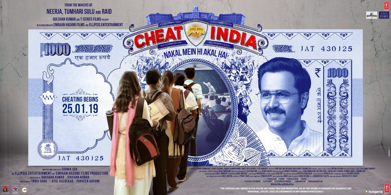 Why Cheat India (2019) Film Indian Online Subtitrat