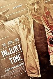 Injury Time Poster