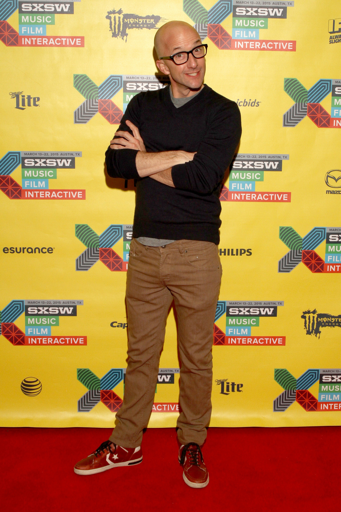 Jim Rash at an event for Community (2009)