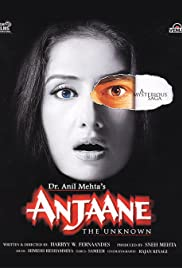 Anjaane: The Unkown Poster