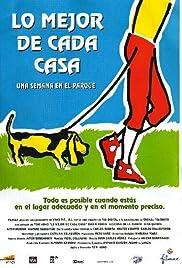 Lo mejor de cada casa (una semana en el parque) Poster