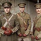 Tom Hiddleston, Patrick Kennedy, and Benedict Cumberbatch in War Horse (2011)
