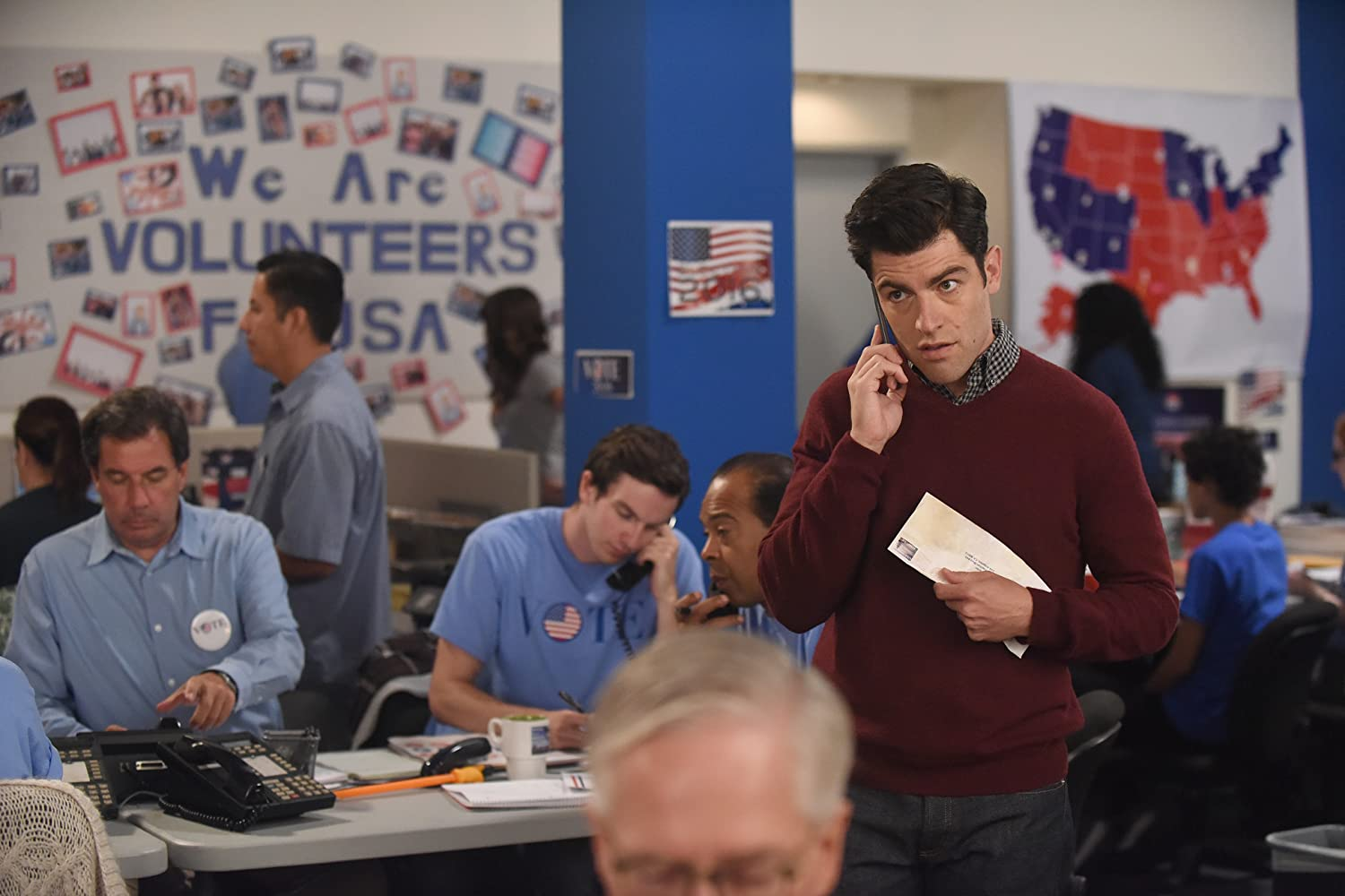 Max Greenfield in New Girl (2011)