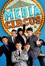 The Chaser's Media Circus Poster