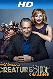 Jim Henson's Creature Shop Challenge Poster