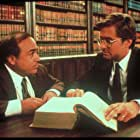 Michael Douglas and Danny DeVito in The War of the Roses (1989)