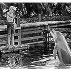 Luke Halpin and Flipper in Flipper (1964)